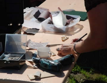 Käsitöö- ja kunstiõpetuse suvekursus 2016