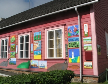 Käsitöö- ja kunstiõpetuse suvekursus 2014