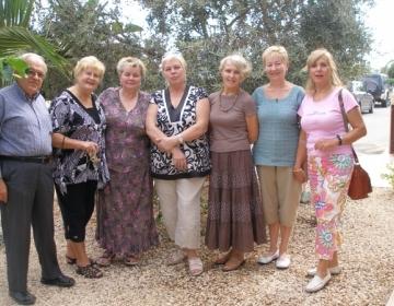 Eestlased Küprosel 2010