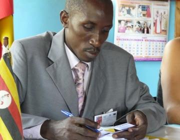 Desire - Buganda kuninga kultuuriminister