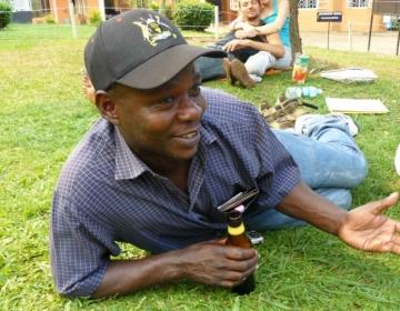 Samuel - Uganda Pioners juht