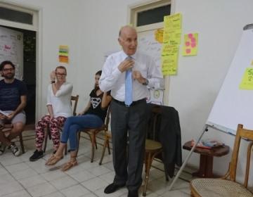 Intercultural Dialogue - RE Started Lebanon 2016