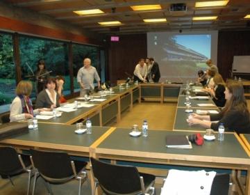 Lissabon, EMIL meeting 2010