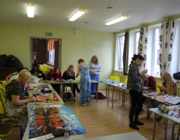 Käsitöö- ja kunstiõpetuse suvekursus 2015