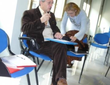 Antonio - partnerorganisatsiooni GSI Italia boss